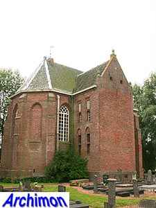 Harkstede (Gr): reformed church