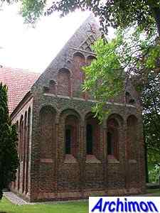 Leermens (Gr): reformed church