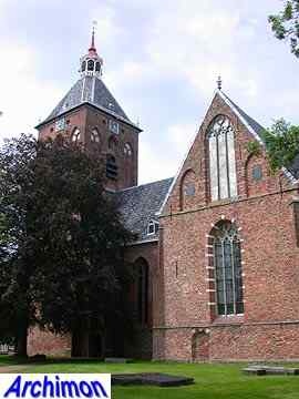 Middelstum (Gr): reformed church