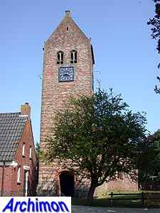 Niekerk (Gr): reformed church