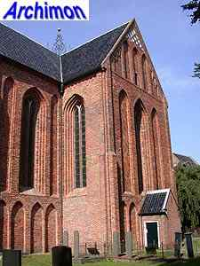 Noordbroek (Gr): reformed church