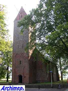 Noordlaren (Gr): reformed church