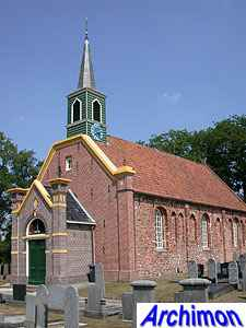 Nuis (Gr): reformed church