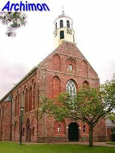 Ten Boer (Gr): reformed church