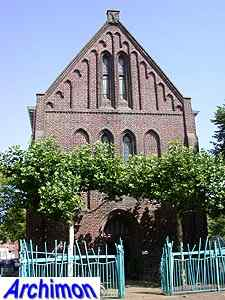Winschoten (Gr): reformed church or St. Vitus