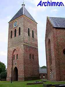 Zeerijp (Gr): reformed church